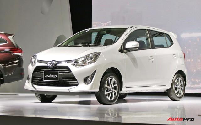 Toyota ra mắt dàn xe mang đến VMS 2018
