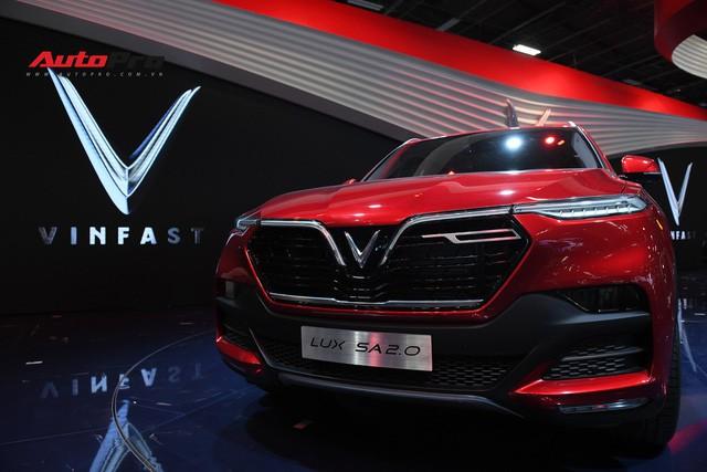 HOT: Chi tiết SUV VinFast LUX SA2.0 vừa trình làng - Ảnh 2.