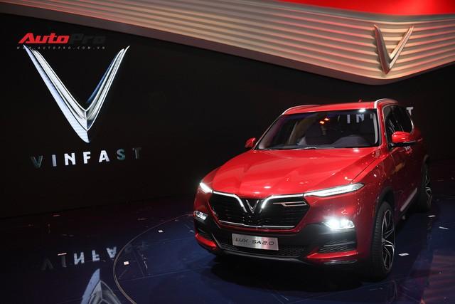 HOT: Chi tiết SUV VinFast LUX SA2.0 vừa trình làng - Ảnh 10.