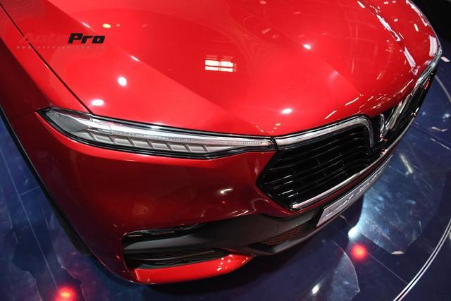 HOT: Chi tiết SUV VinFast LUX SA2.0 vừa trình làng - Ảnh 5.