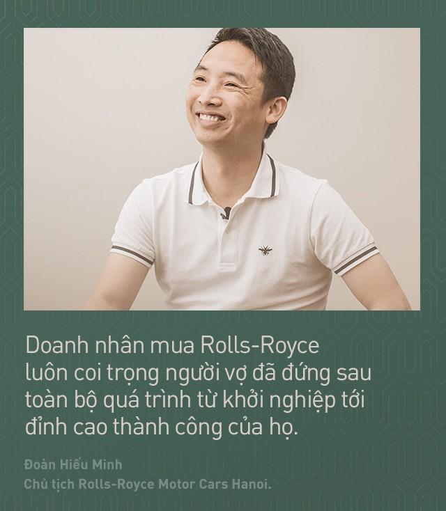 Chủ tịch Đoàn Hiếu Minh: Không có phụ nữ, chúng tôi không bán được xe Rolls-Royce tại Việt Nam - Ảnh 2.