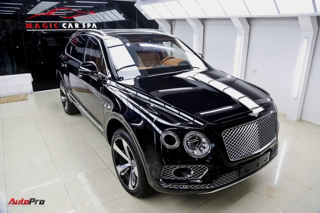 Khám phá Bentley Bentayga First Edition hàng hiếm tại Việt Nam - Ảnh 2.