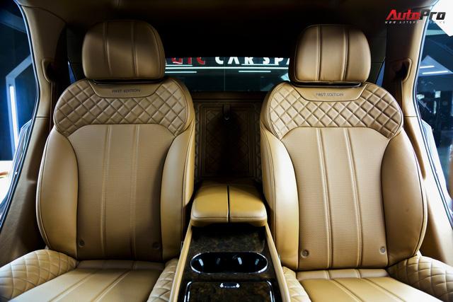 Khám phá Bentley Bentayga First Edition hàng hiếm tại Việt Nam - Ảnh 7.