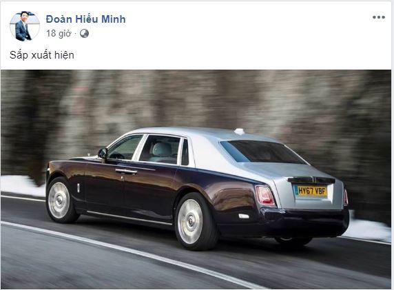 Rolls-Royce Phantom VIII đầu tiên Việt Nam sắp xuất hiện - Ảnh 1.