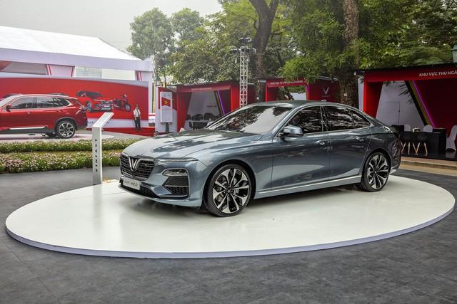 Sau Hà Nội, xe VinFast chuẩn bị ra mắt thị trường phía Nam - Ảnh 2.