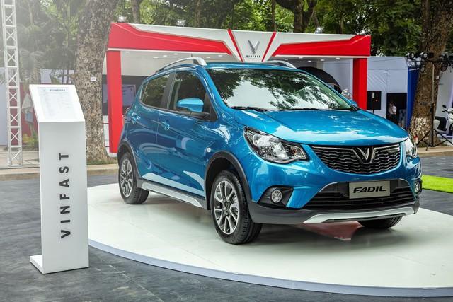 Sau Hà Nội, xe VinFast chuẩn bị ra mắt thị trường phía Nam - Ảnh 3.