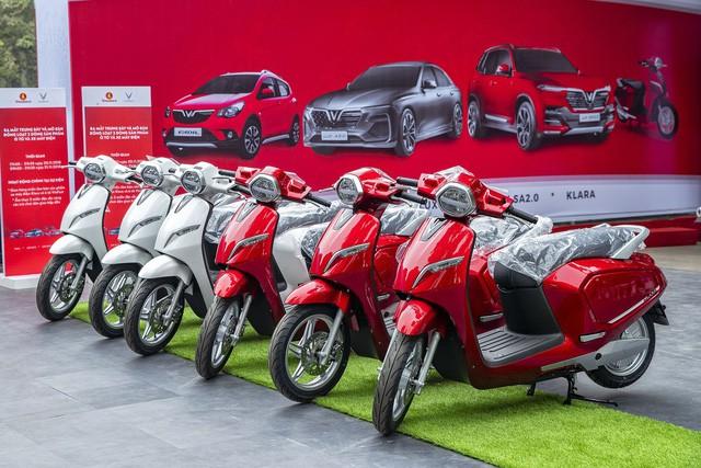Sau Hà Nội, xe VinFast chuẩn bị ra mắt thị trường phía Nam - Ảnh 4.