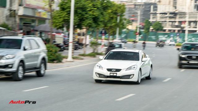 Trải nghiệm nhanh Hyundai Genesis 2011 - Xe thể thao bình dân có giá Toyota Vios - Ảnh 15.