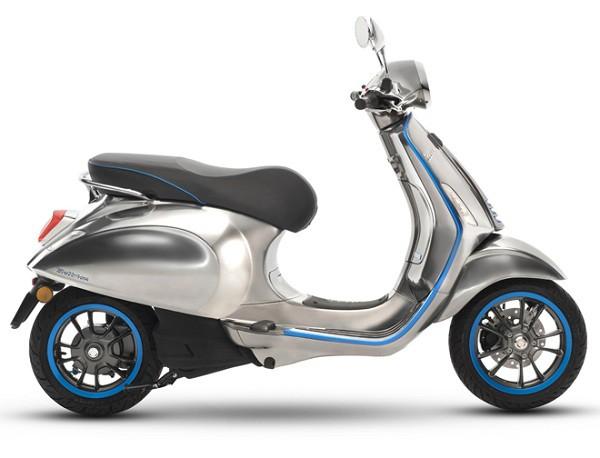 Đầu năm 2019, Piaggio mang xe máy điện Vespa Elettrica về Việt Nam - Ảnh 1.