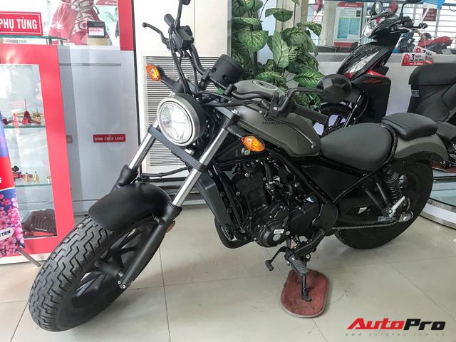 Honda Rebel 300 bất ngờ giảm giá bán 4 triệu đồng tại Việt Nam - Ảnh 3.