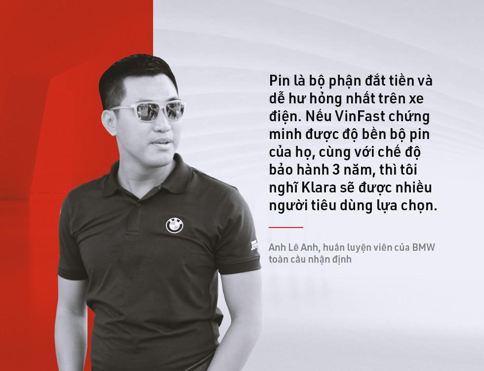 VinFast Klara: Từ sản phẩm kinh doanh tới giấc mơ 'xanh' phi thường của tỷ phú Phạm Nhật Vượng - Ảnh 8.