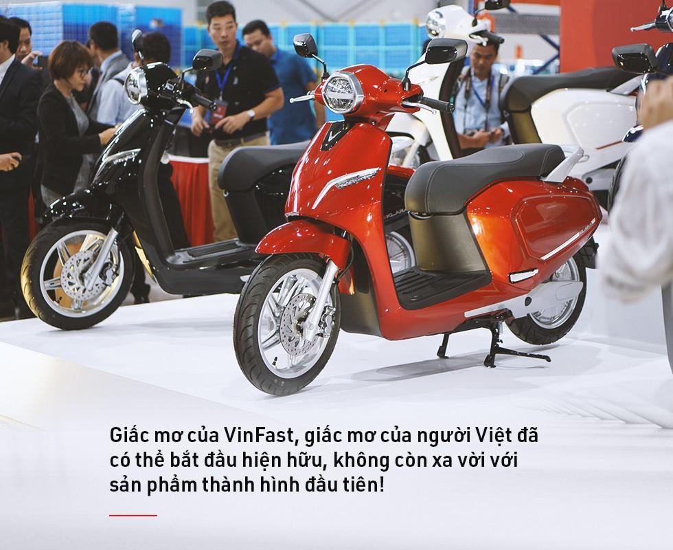 VinFast Klara: Từ sản phẩm kinh doanh tới giấc mơ 'xanh' phi thường của tỷ phú Phạm Nhật Vượng - Ảnh 13.