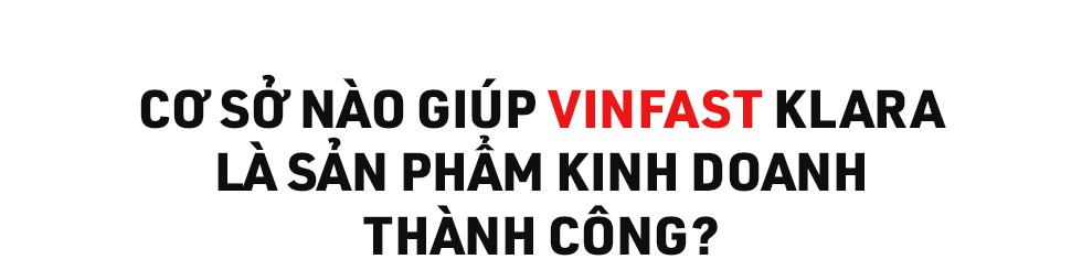 VinFast Klara: Từ sản phẩm kinh doanh tới giấc mơ 'xanh' phi thường của tỷ phú Phạm Nhật Vượng - Ảnh 2.