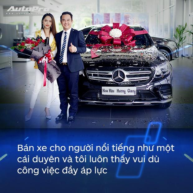 """""""Ngôi sao"""" bán xe sang cho showbiz Việt hé lộ bí quyết thu hút người nổi tiếng - Ảnh 3."""