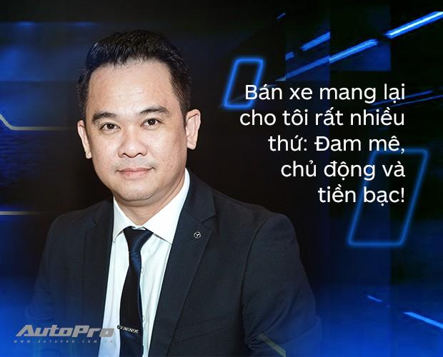 """""""Ngôi sao"""" bán xe sang cho showbiz Việt hé lộ bí quyết thu hút người nổi tiếng - Ảnh 1."""