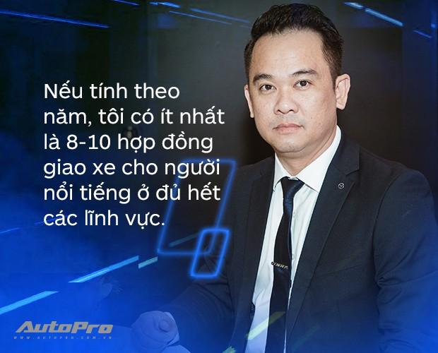 """""""Ngôi sao"""" bán xe sang cho showbiz Việt hé lộ bí quyết thu hút người nổi tiếng - Ảnh 17."""