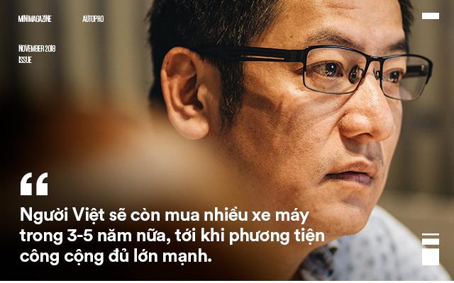 'VinFast sẽ đẩy nhanh sự thay đổi trên thị trường xe máy Việt Nam' - Ảnh 2.