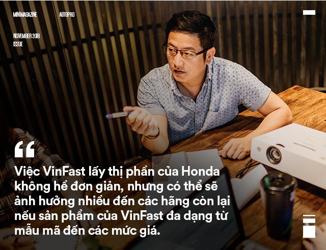 'VinFast sẽ đẩy nhanh sự thay đổi trên thị trường xe máy Việt Nam' - Ảnh 3.