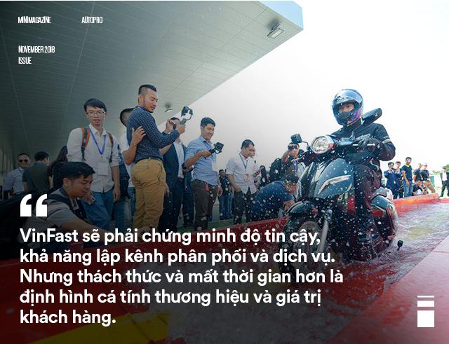 'VinFast sẽ đẩy nhanh sự thay đổi trên thị trường xe máy Việt Nam' - Ảnh 6.