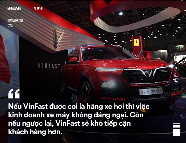 'VinFast sẽ đẩy nhanh sự thay đổi trên thị trường xe máy Việt Nam' - Ảnh 7.