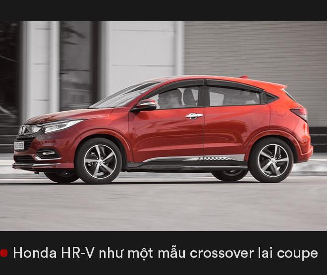 Đánh giá Honda HR-V: Thực dụng kiểu Nhật, đồ chơi kiểu Hàn và cách chiều lòng sự khó hiểu kiểu người Việt - Ảnh 14.