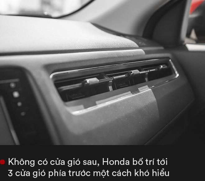 Đánh giá Honda HR-V: Thực dụng kiểu Nhật, đồ chơi kiểu Hàn và cách chiều lòng sự khó hiểu kiểu người Việt - Ảnh 18.