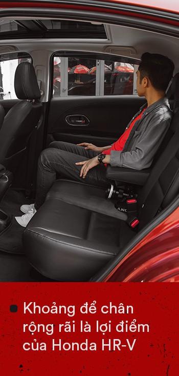 Đánh giá Honda HR-V: Thực dụng kiểu Nhật, đồ chơi kiểu Hàn và cách chiều lòng sự khó hiểu kiểu người Việt - Ảnh 16.