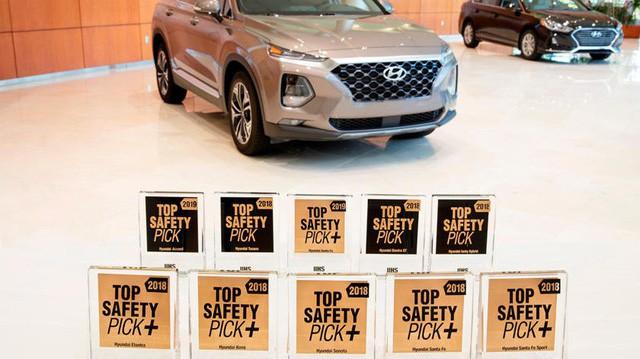 Bất chấp tiêu chuẩn an toàn ngày càng nghiêm ngặt, số xe được chấm thang điểm tối đa tăng cao hơn bao giờ hết - Ảnh 2.