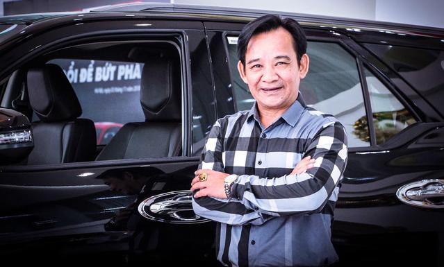 Chán Nissan X-Trail, danh hài Quang Tèo tậu Toyota Fortuner chơi Tết - Ảnh 5.