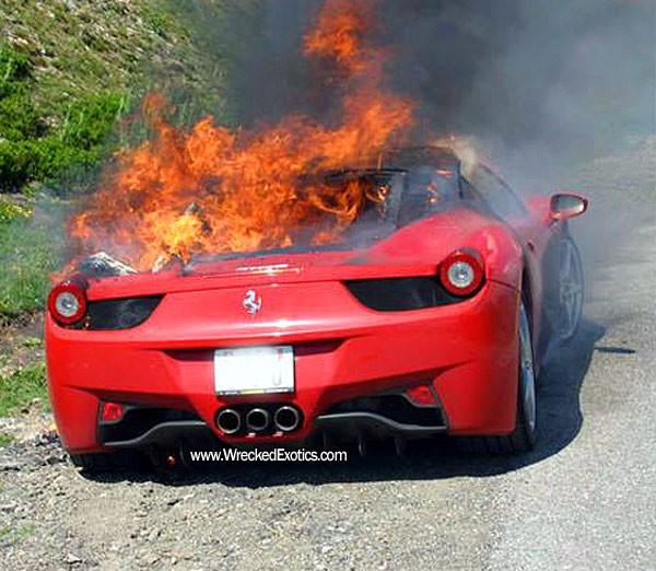Cháy siêu xe - Hậu quả từ những thói quen xấu, không chỉ vì nẹt pô - Ảnh 4.