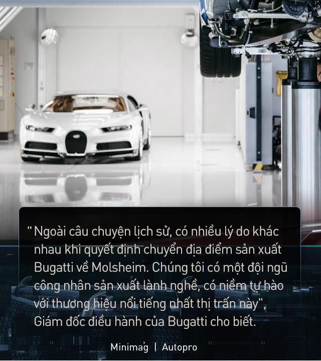 Bugatti - Sự tái sinh của những chiếc siêu xe nhanh nhất thế giới - Ảnh 9.