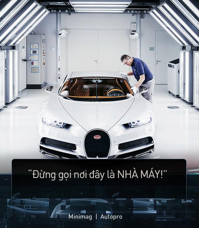 Bugatti - Sự tái sinh của những chiếc siêu xe nhanh nhất thế giới - Ảnh 1.