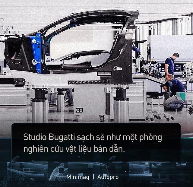 Bugatti - Sự tái sinh của những chiếc siêu xe nhanh nhất thế giới - Ảnh 2.