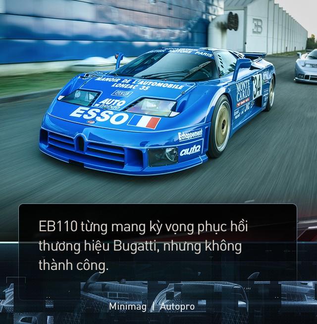 Bugatti - Sự tái sinh của những chiếc siêu xe nhanh nhất thế giới - Ảnh 4.