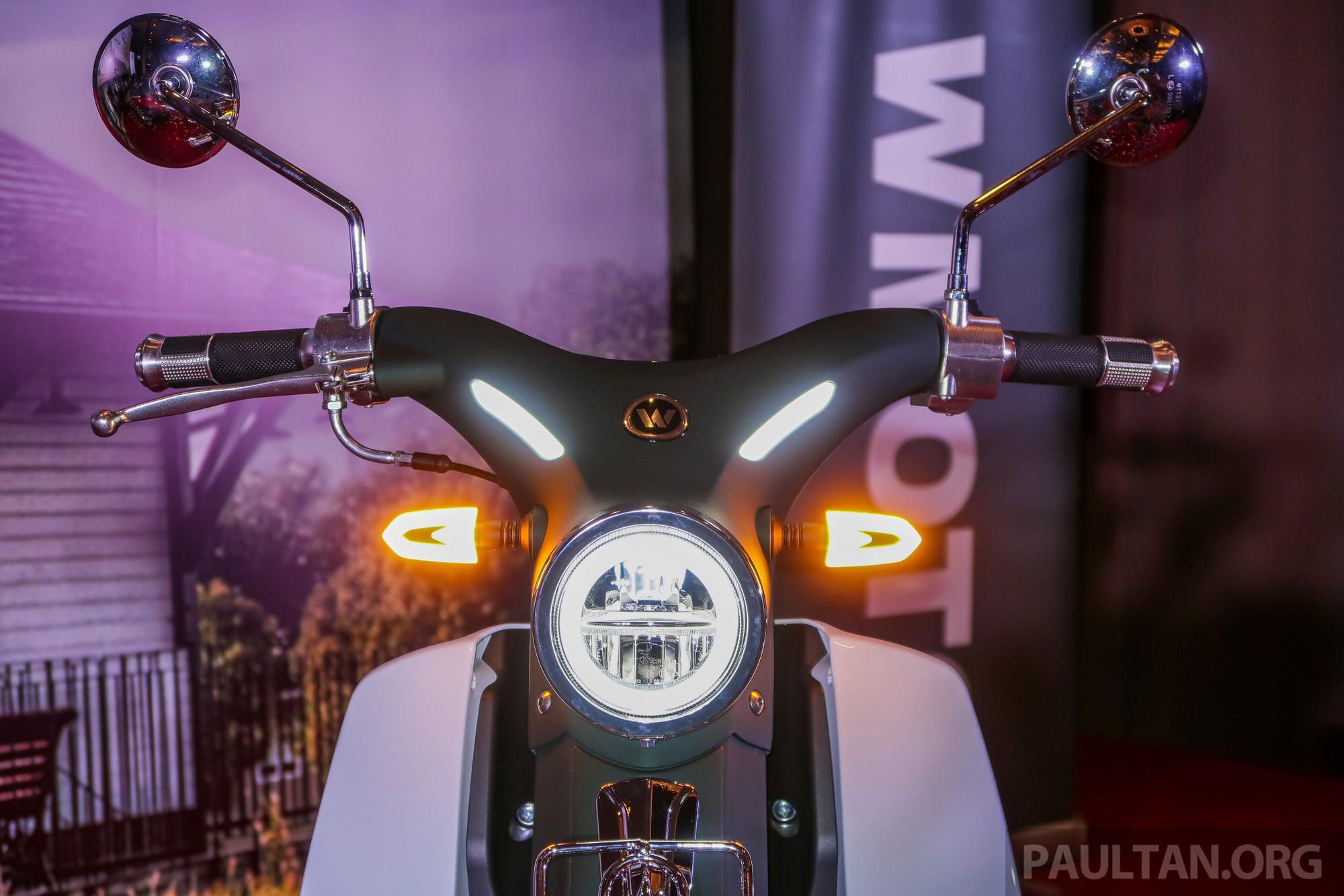 Xe máy nhái Honda Super Cub C125 ra mắt, giá 1.100 USD - Ảnh 6.