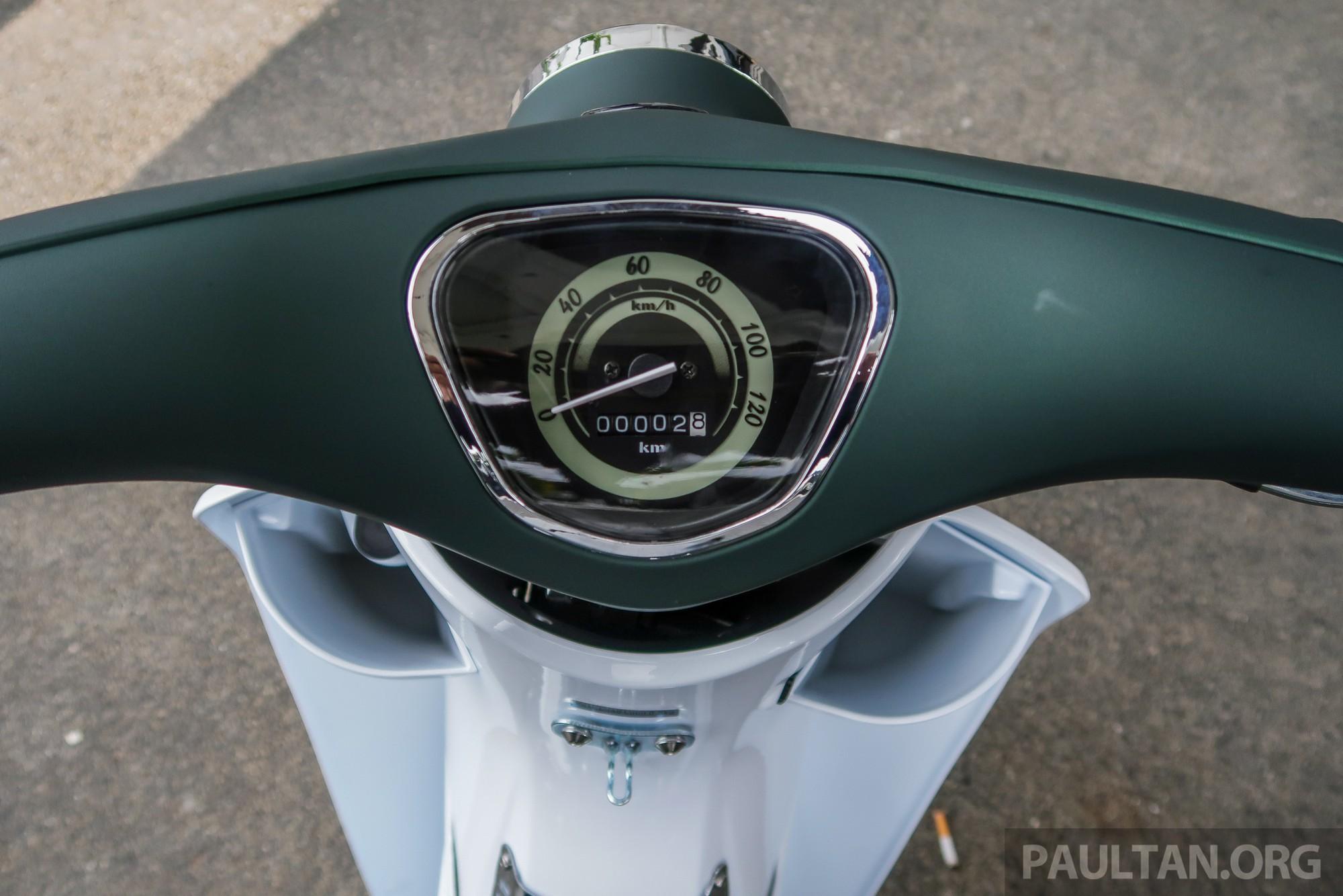 Xe máy nhái Honda Super Cub C125 ra mắt, giá 1.100 USD - Ảnh 7.