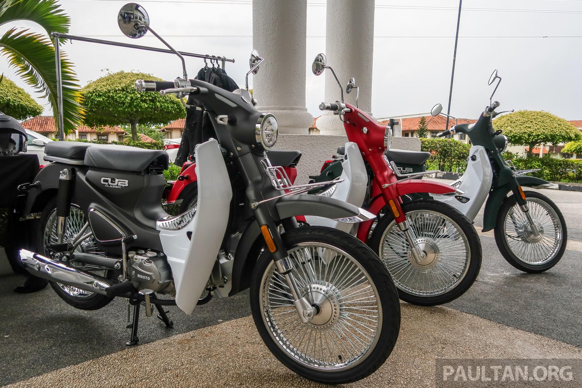 Xe máy nhái Honda Super Cub C125 ra mắt, giá 1.100 USD - Ảnh 2.