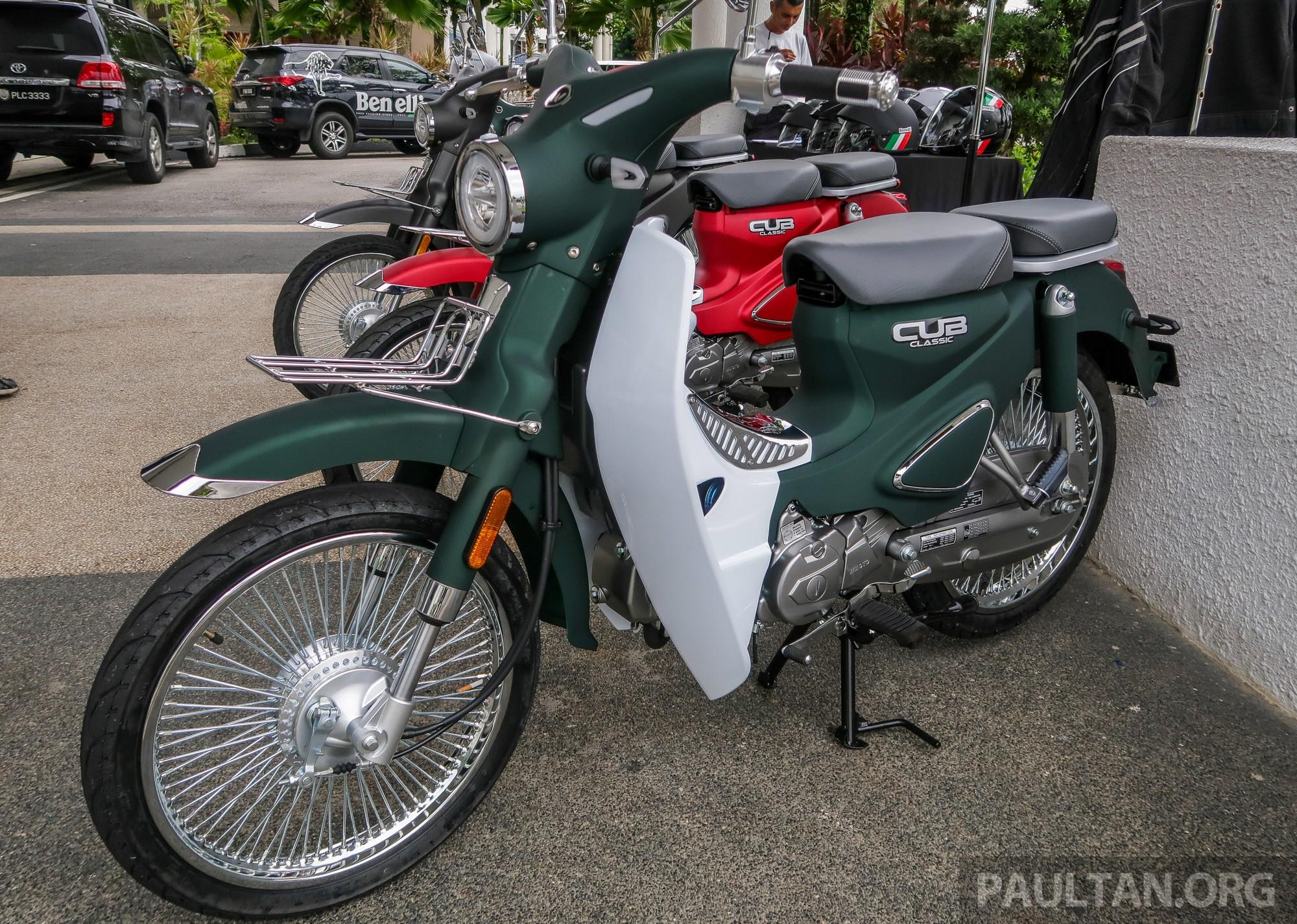 Xe máy nhái Honda Super Cub C125 ra mắt, giá 1.100 USD - Ảnh 3.