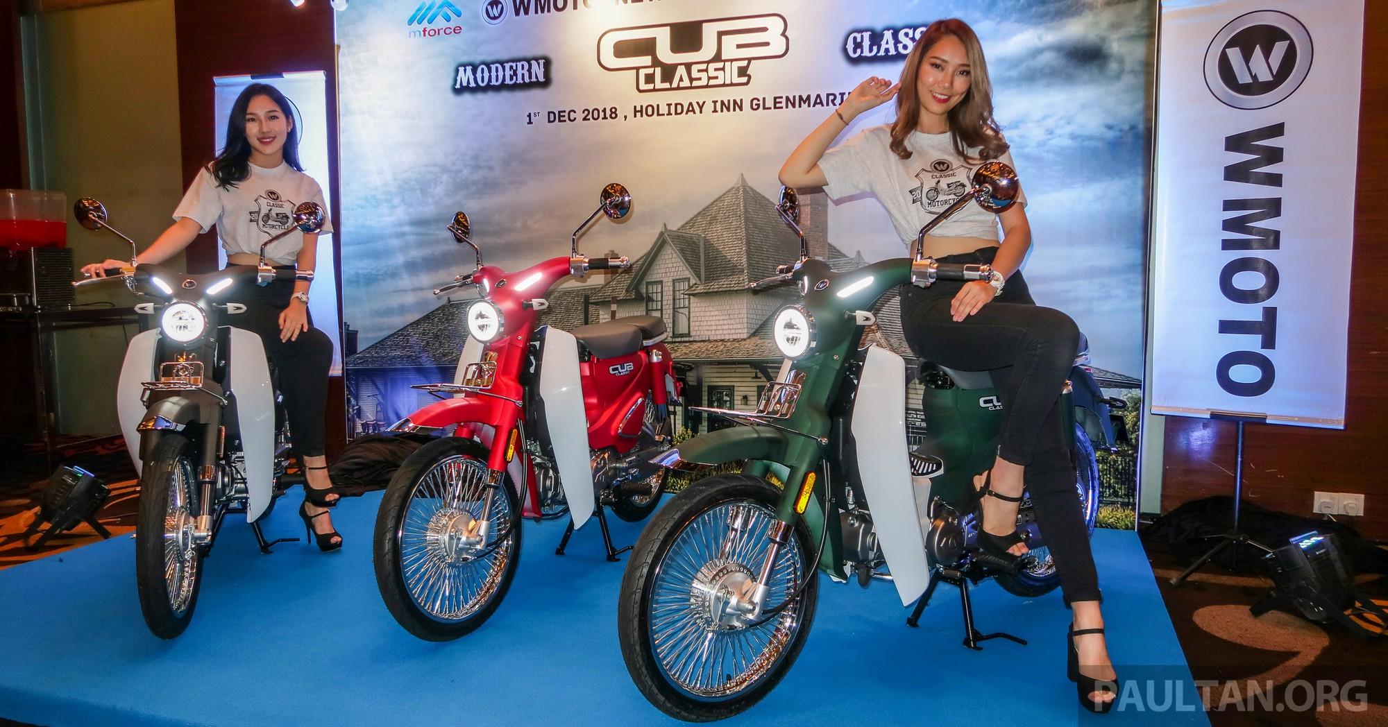 Xe máy nhái Honda Super Cub C125 ra mắt, giá 1.100 USD - Ảnh 1.