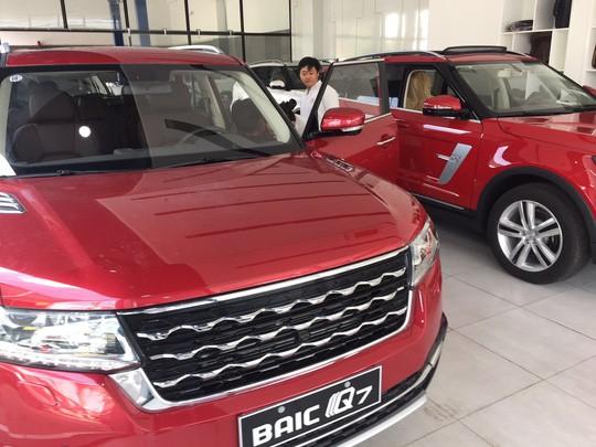 Xe sang giá bèo của Trung Quốc lại tấn công thị trường Việt Nam - Ảnh 5.