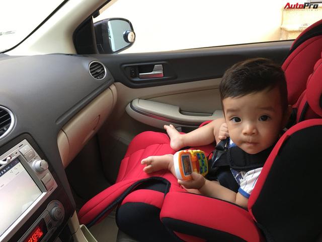Cẩm nang chọn mua và sử dụng ghế an toàn cho trẻ đi chơi xa đầu năm - Ảnh 3.