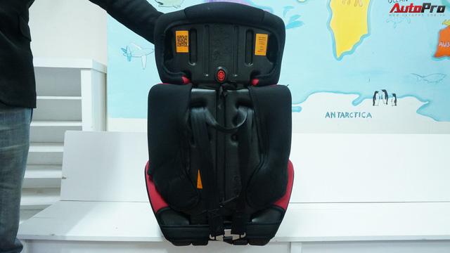 Cẩm nang chọn mua và sử dụng ghế an toàn cho trẻ đi chơi xa đầu năm - Ảnh 7.
