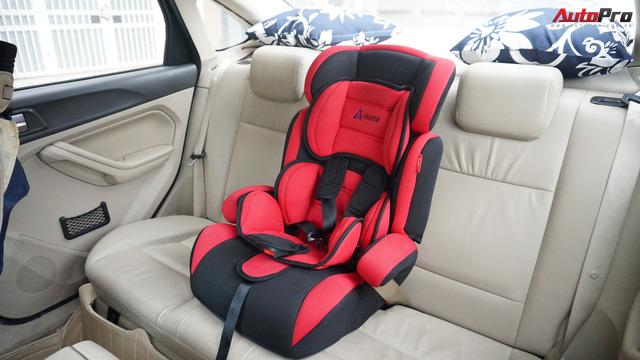 Cẩm nang chọn mua và sử dụng ghế an toàn cho trẻ đi chơi xa đầu năm - Ảnh 2.