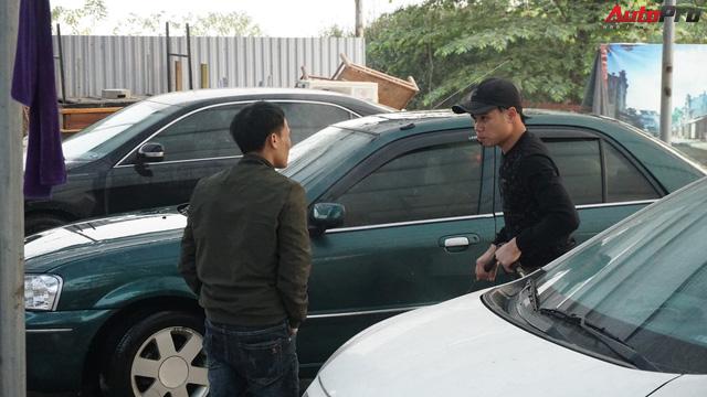 Loạn giá rửa xe cận Tết - có giá riêng cho xe nam và xe nữ - Ảnh 5.