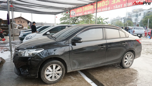 Loạn giá rửa xe cận Tết - có giá riêng cho xe nam và xe nữ - Ảnh 7.