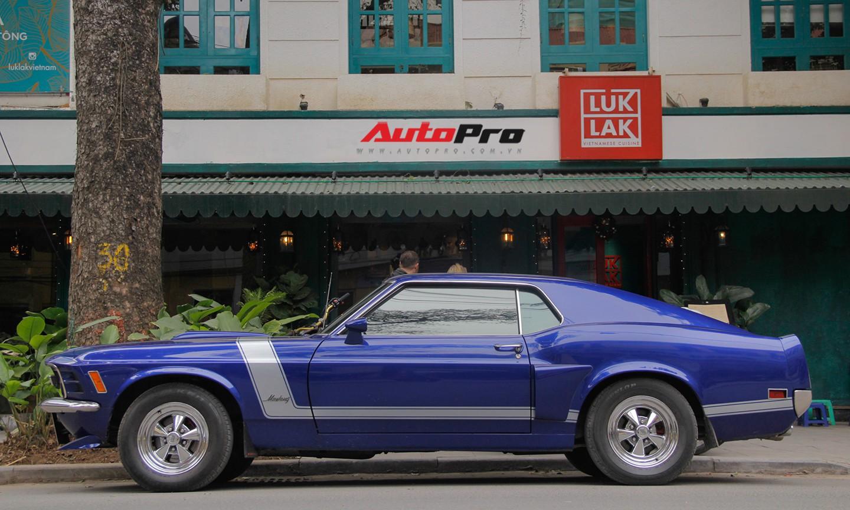 Huyền thoại ford mustang fastback 1967 xuất hiện trên phố hà nội ảnh 15