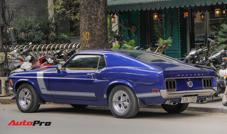 Ford Mustang 1967 Tại Việt Nam