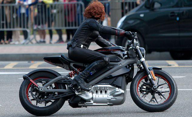 Harley-Davidson chạy điện: Còn đâu tiếng pô thần thánh? - Ảnh 3.