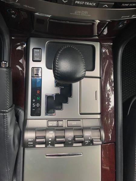 Đi 5 năm gần 6 vạn km, Lexus LX570 bán lại vẫn được giá 4,3 tỷ đồng - Ảnh 9.