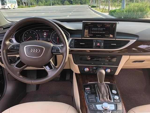 BMW 520i – Audi A6 2016: đi chưa đến 20.000km, xe nào giữ giá hơn? - Ảnh 7.